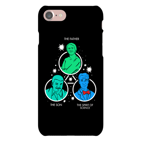 The Science Trinity Phone Case