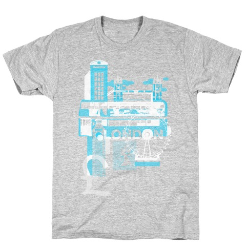 London Travel Visit T-Shirt