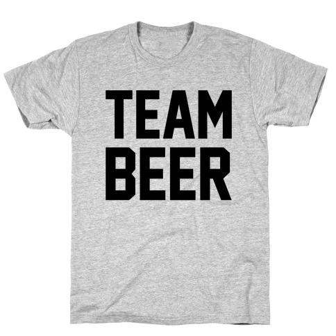 Team Beer T-Shirt