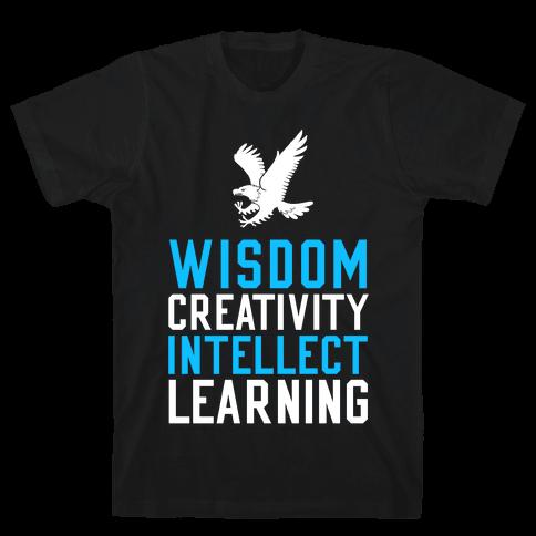 Ravenclaw Qualities Mens T-Shirt