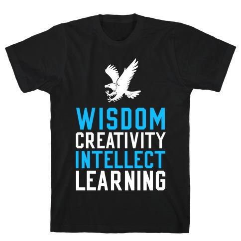 Ravenclaw Qualities T-Shirt