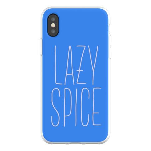 Lazy Spice Phone Flexi-Case