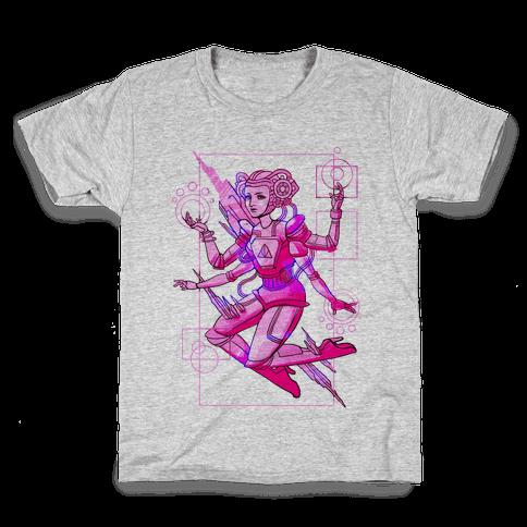 Cosmic Goddess Kids T-Shirt