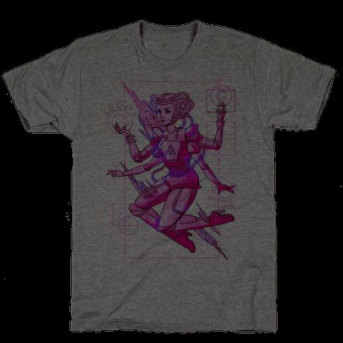 Cosmic Goddess Mens T-Shirt