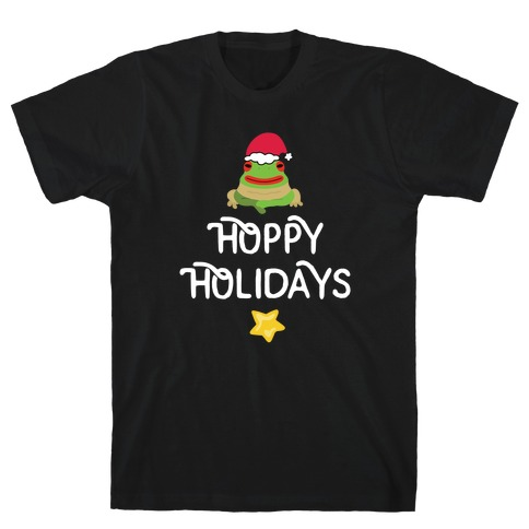 Hoppy Holidays Froggie T-Shirt
