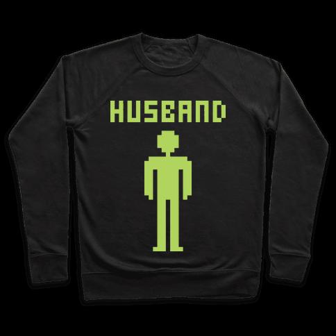 Nerd Husband Pullover