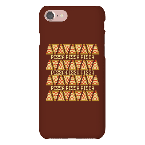 8 Bit Pizza Phone Case