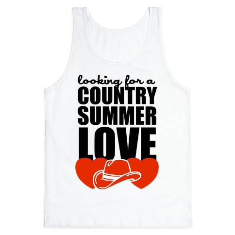 Country Summer Love (Tank) Tank Top