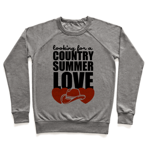 Country Summer Love (Tank) Pullover
