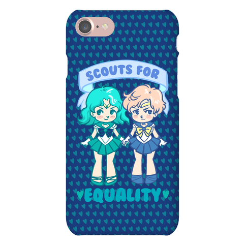 Scouts For Equality Phone Case