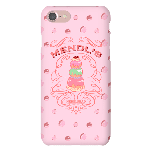 Mendl's Bakery Phone Case