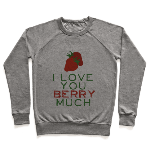 Berry Much Pullover