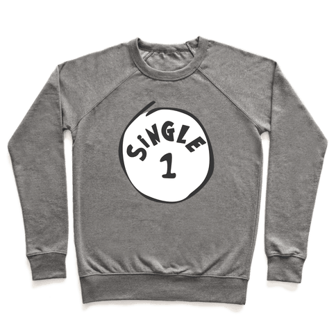Single 1 Pullover