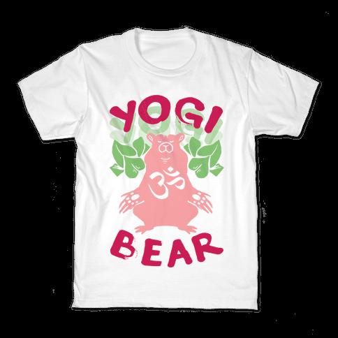 Yogi Bear Kids T-Shirt