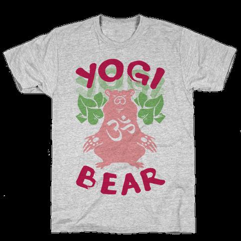 Yogi Bear Mens T-Shirt