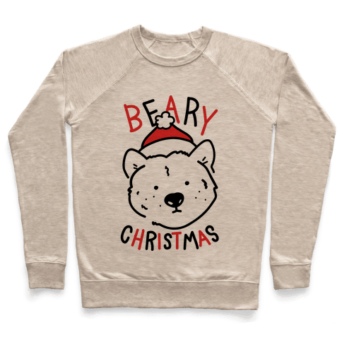 Beary Christmas Pullover