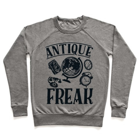 Antique Freak Pullover