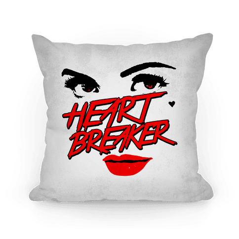 Heartbreaker Pillow