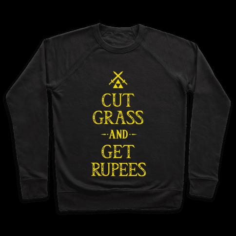 Cut Grass Get Rupees Pullover