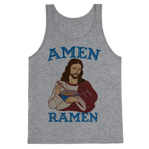 Amen Ramen Tank Top