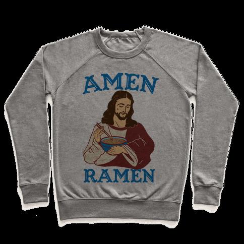 Amen Ramen Pullover
