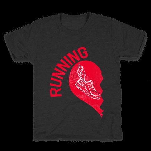 Running Partners (Pt.1) Kids T-Shirt