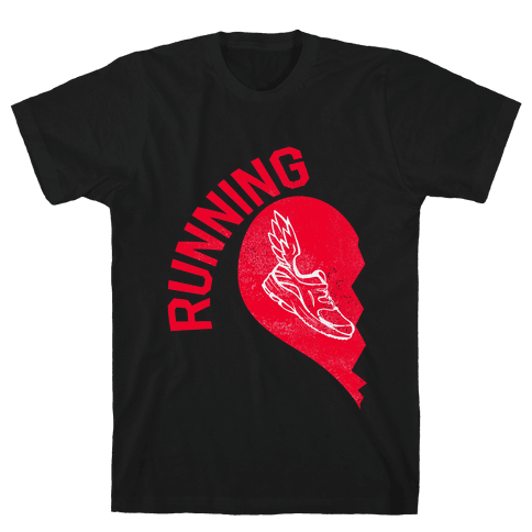 Running Partners (Pt.1) Mens T-Shirt