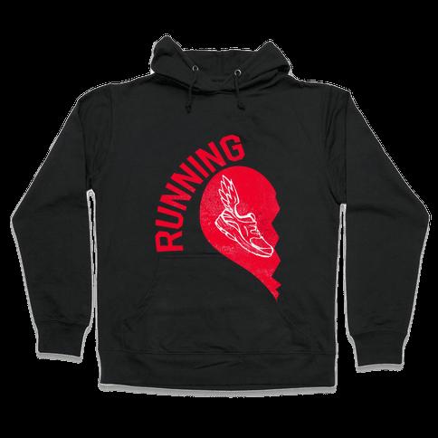 Running Partners (Pt.1) Hooded Sweatshirt