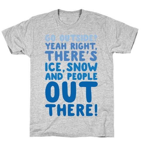Winter Introvert T-Shirt