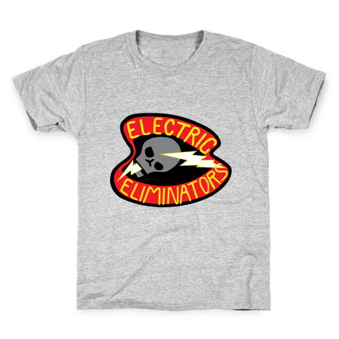 The Electric Eliminators Kids T-Shirt