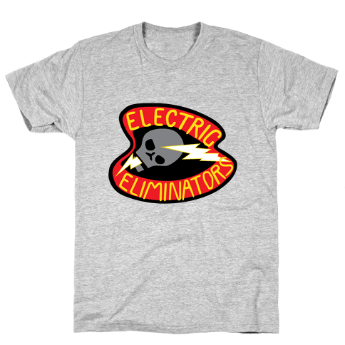 The Electric Eliminators Mens T-Shirt