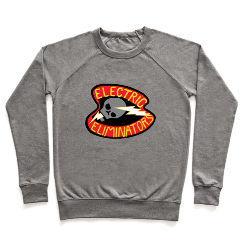 The Electric Eliminators Pullover