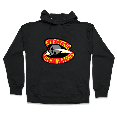 The Electric Eliminators Hooded Sweatshirt