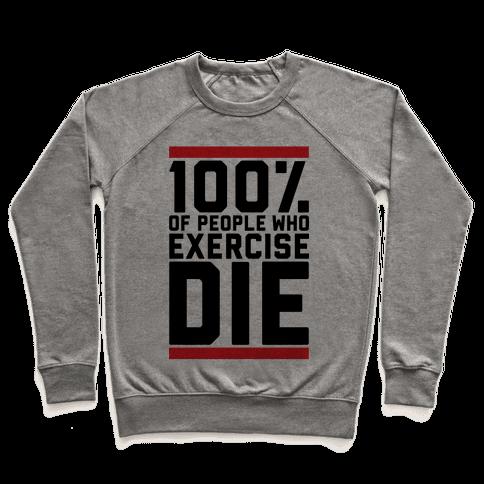 100% Die Pullover