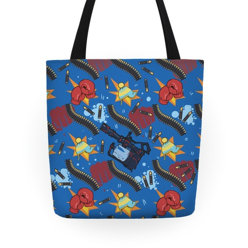 Heavy Weapons Tote Tote
