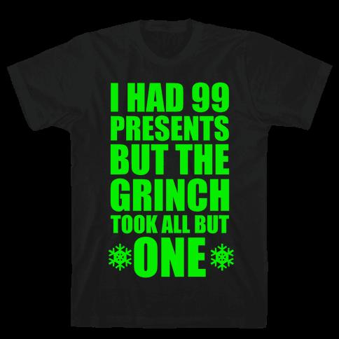 99 Presents Mens T-Shirt