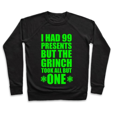 99 Presents Pullover