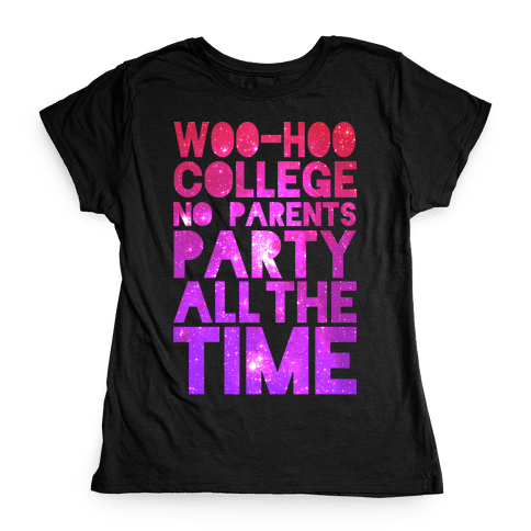 College Womens T-Shirt
