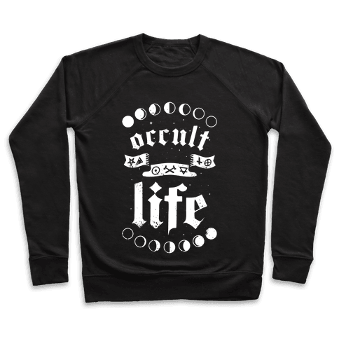 Occult Life Pullover