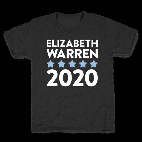 Elizabeth Warren 2020 Kids T-Shirt