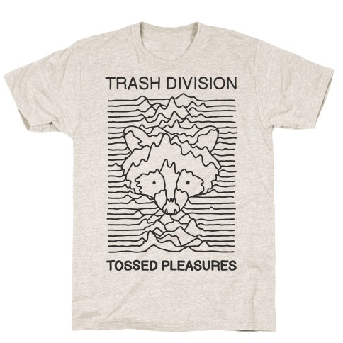 Trash Division T-Shirt