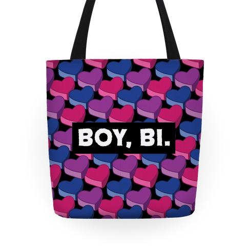 Boy, Bi. Tote