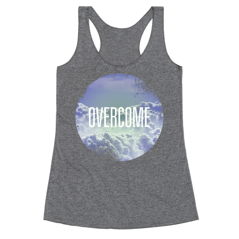 Overcome Racerback Tank Top
