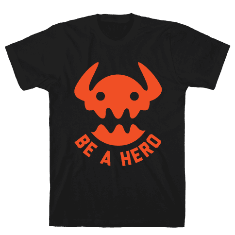 How to Train Your Dragon Be a Hero Mens T-Shirt