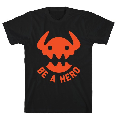 How to Train Your Dragon Be a Hero T-Shirt