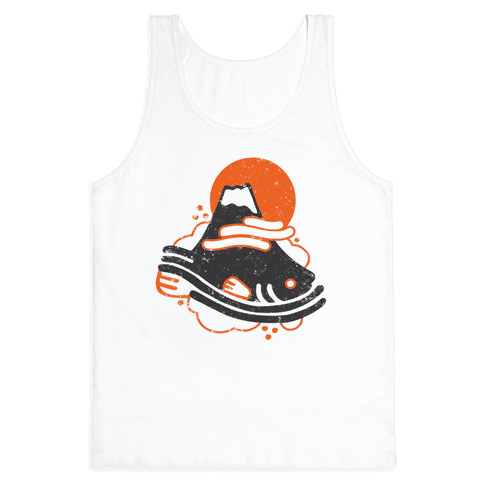 Mount Fuji Fish Tank Top