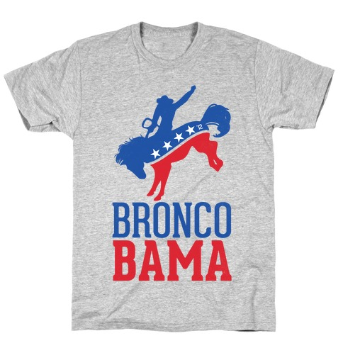 Bronco Bama Mens T-Shirt