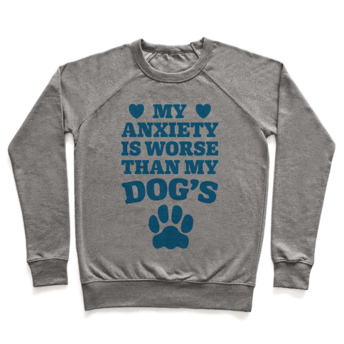 Dog Anxiety Pullover