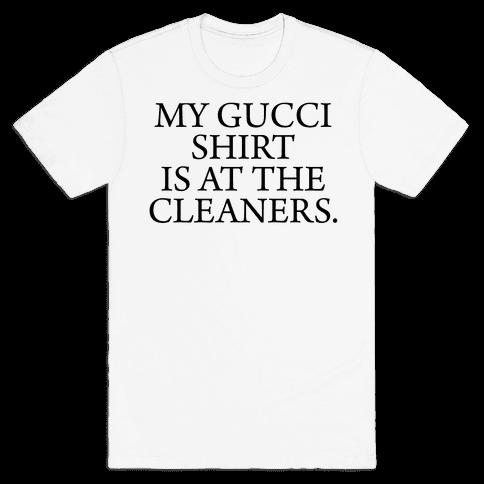 My Gucci Shirt Mens T-Shirt