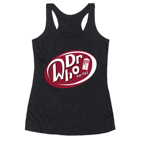 The Most Refreshing Drink in the Universe Racerback Tank Top
